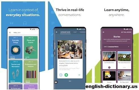 Stone Rosetta Merupakan Sebuah Software Untuk Belajar Bahasa