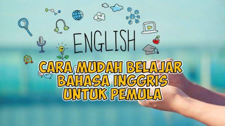 Cara Mudah Untuk Belajar Bahasa Inggris Online
