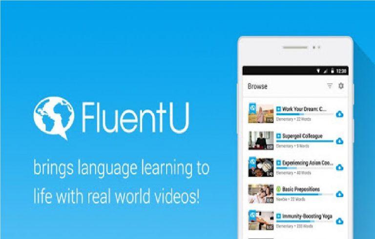 FluentU Situs Terbaik untuk Belajar Bahasa Inggris Online
