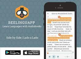 Beelinguapp, Aplikasi Untuk Belajar Bahasa Inggris
