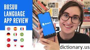 Aplikasi Busuu Merupakan Aplikasi Untuk Belajar Bahasa Inggris Yang Melalui Aplikasi