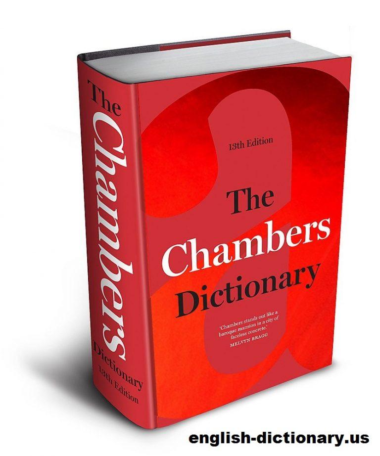 Mengulas Kamus The Chambers Dictionary