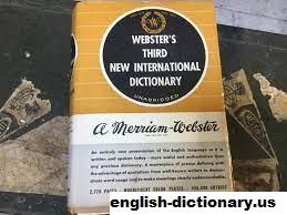 Mengulas Kamus Webster's Third New International Dictionary of the English Language